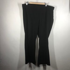 Maurices black leggings size 24W